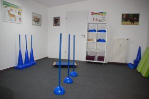 Physiotherapiezimmer